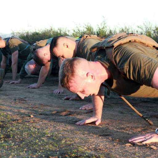 Combat & Counterterrorism School Berlin Krav Maga Combat Ready Fitness Test