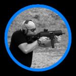 HRP Combat & Counterterrorism School Berlin Krav Maga Instructor Oliver Hoffmann