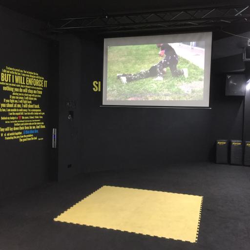 Combat & Counterterrorism School Gym Krav Maga