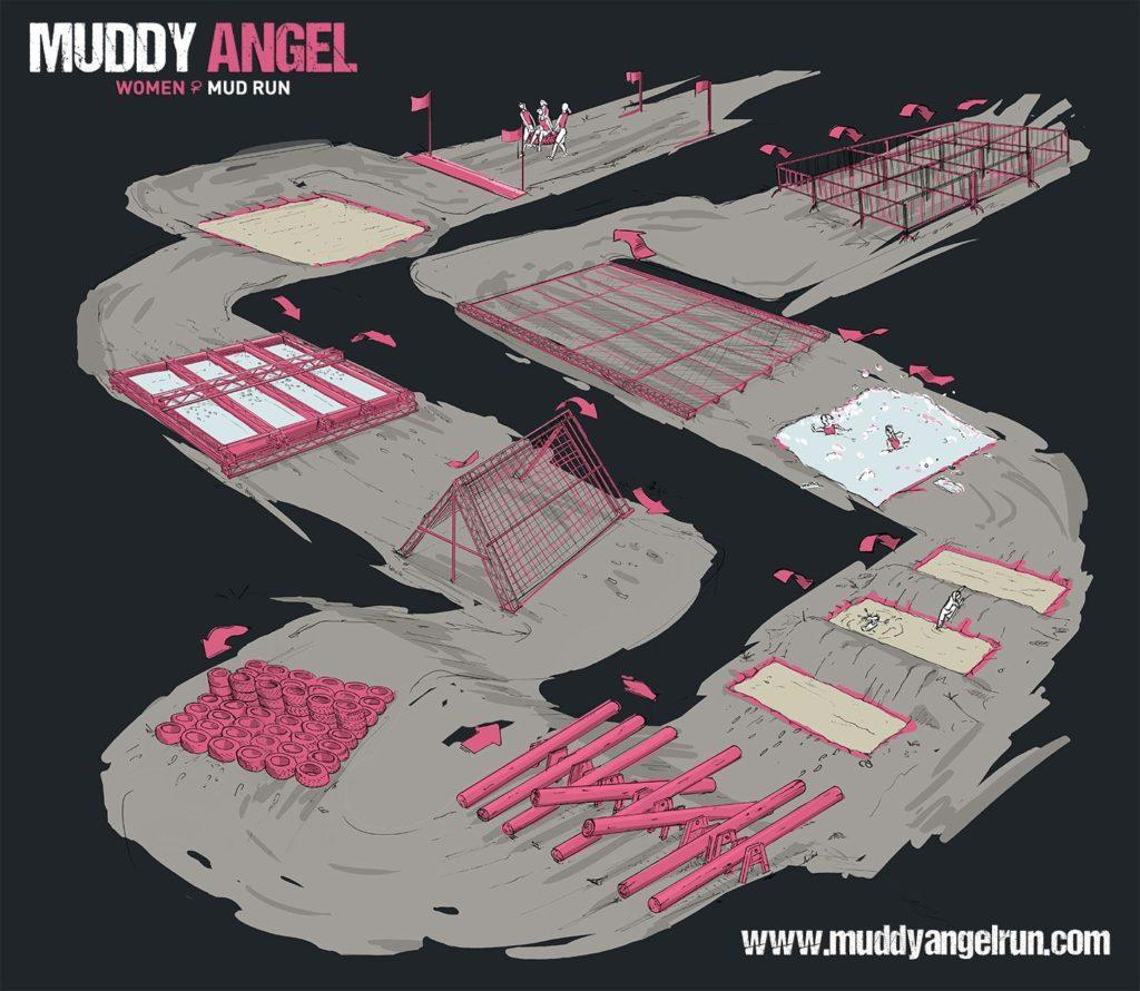 MUDDY ANGEL TRAIL