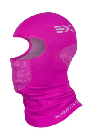 Sturmhaube Premium pink