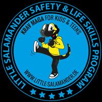 Little Salamander Kids Krav Maga Logo Berlin Streetwise Academy