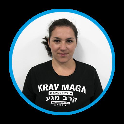 Alina Konnik Streetwise Academy Krav Maga Instructor Berlin