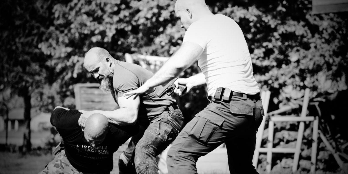 Shooting Krav Maga Streetwise Academy tactical Berlin 2018 schießen