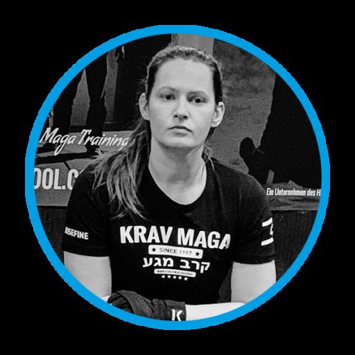 Josefine Josi Hofmann Krav Maga Instructor Streetwise Academy Berlin Combat Counterterrorism School