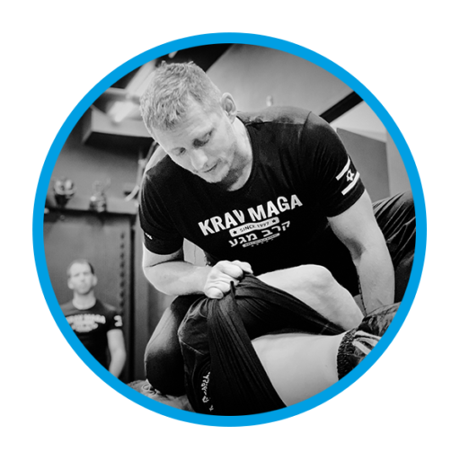 Mateusz krav maga instructor streetwise academy Israeli tactical school its berlin