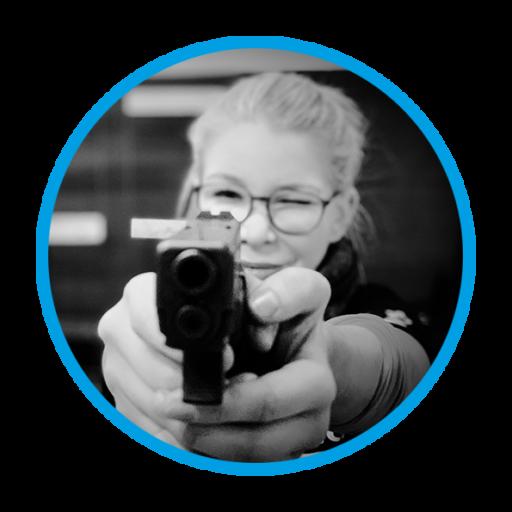 Sarina Siebrecht Krav Maga Instructor Berlin Streetwise Academy Training