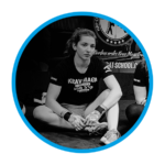 Sophie Krav Maga Instructor Trainee Functional Fitness Streetwise Academy Berlin