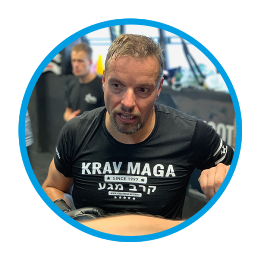 Thomas Krav Maga Instructor Functional Fitness Streetwise Academy Berlin