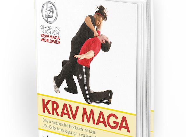 Krav Maga Darren Levine Berlin Streetwise Academy Buch Tipp