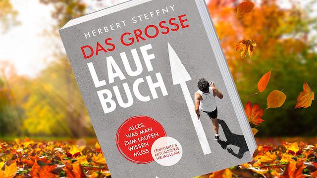 das grosse Laufbuch Herbert steffny berlin streetwise academy corona buchtipp krav maga