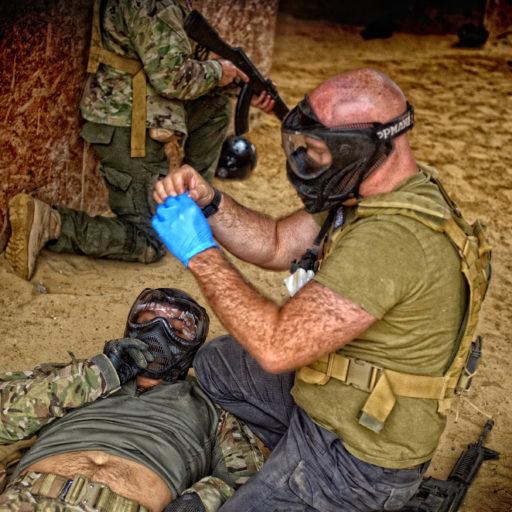 FREC TCCC Streetwise Academy HRP Berlin Krav Maga Medical Training CPO tactical