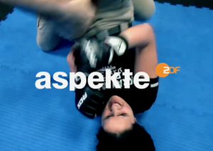 ZDF Aspekte Krav Maga Streetwise Academy Noam Oliver